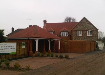 Former Veolia site, Lane End, Buckinghamshire