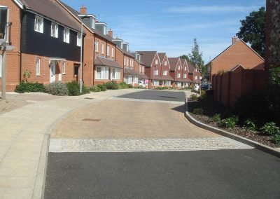 Former Veolia site, Lane End, Buckinghamshire – Persimmon Homes and Taylor French