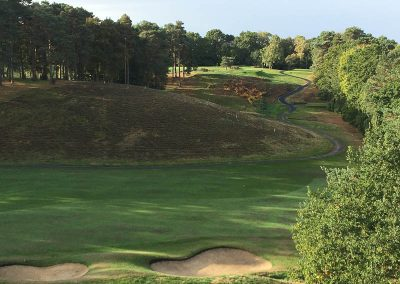 Camberley Heath Golf Club, Surrey
