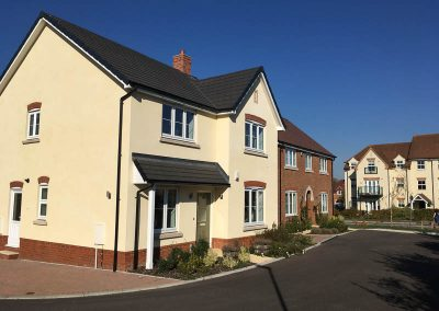 Pegasus Way, Haddenham, Buckinghamshire – W E Black
